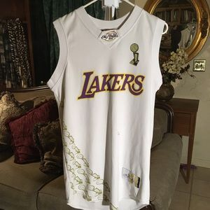 LOS ANGELES LAKERS BRYANT JERSEY #24